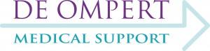 Logo De Ompert - medical support 2013