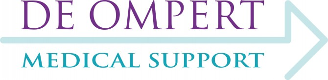 Logo De Ompert - medical support 2013